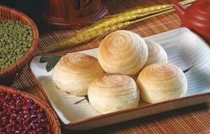潮式酥皮月饼